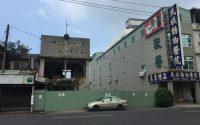 岡山舊站外圍已被圍籬圍起,並公告為暫定古蹟